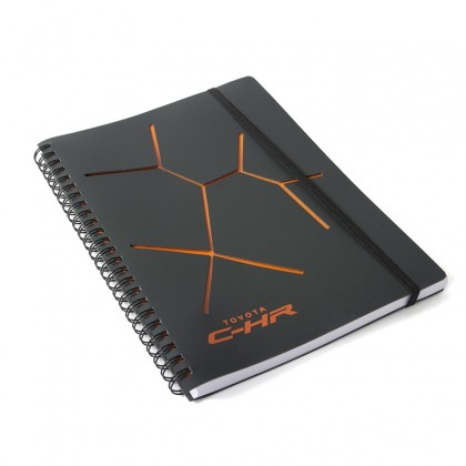 C-HR Notebook A5 with cut-out