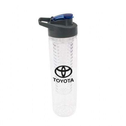 Waterbottle with infuser