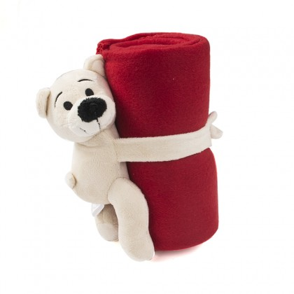 Blanket Teddybear - Kids