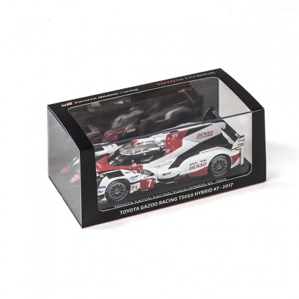 Model Car TOYOTA Hybrid TS050 No.7