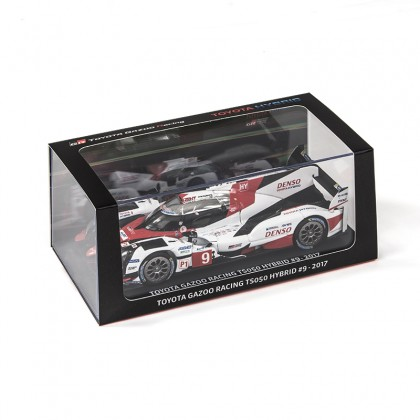 Model Car TOYOTA Hybrid TS050 No.9
