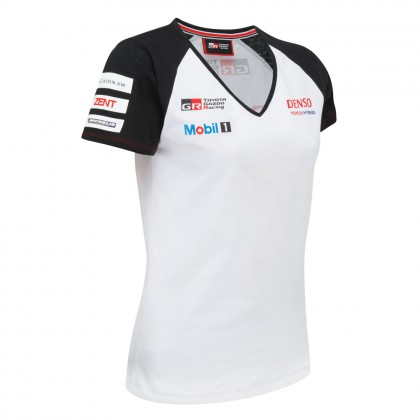 TOYOTA GAZOO Racing Woman's Team T-Shirt