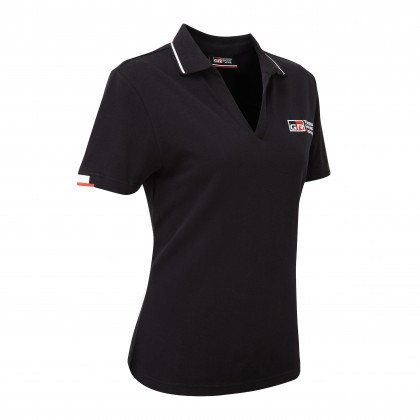 TGR 18 Ladies Poloshirt Black