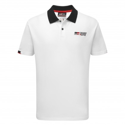 TGR 18 Men's Poloshirt White