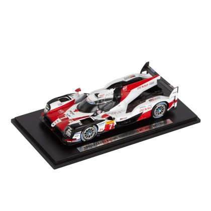 TOYOTA HYBRID TS050 No 7 Model Car